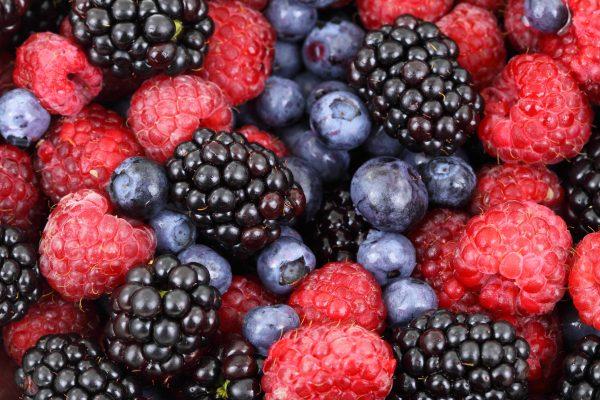 Augļi un ogas vitamīnu avots