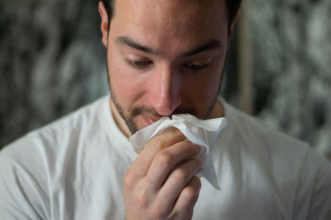 Skaidrojums par saaukstēšanās slimību simptomiem