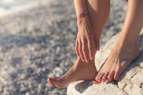 Veselas pēdas – tavas veselības sastāvdaļa