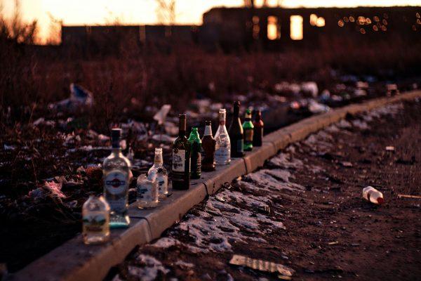 Alkoholisms ir saslimšana
