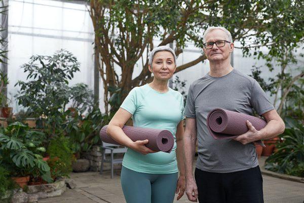 Fiziskās aktivitātes – nepieciešamas jebkurā vecumā!