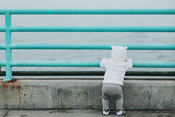 Bērna pamešana novārtā
